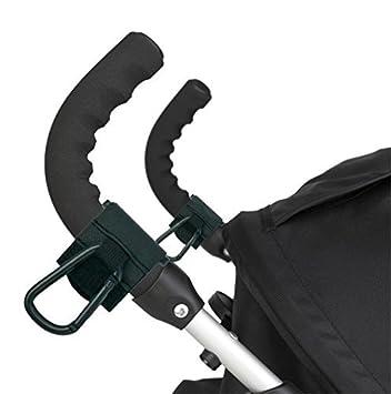 Cochecito Clips por - Lujo velcro Cochecito Ganchos Prefecto de bolsas para pañales, juguetes,