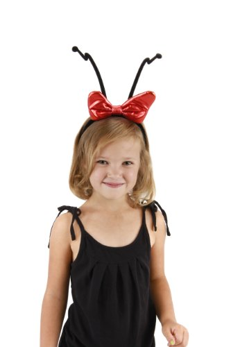 [elope Dr Seuss Cindy Lou Deluxe Headband] (Child Grinch Costumes)