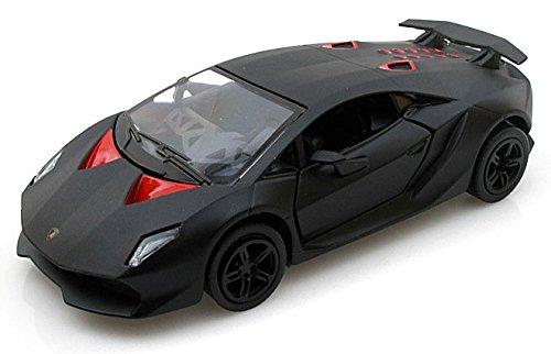 Lamborghini Sesto Elemento Matte Black 1 38 Scale Import It All