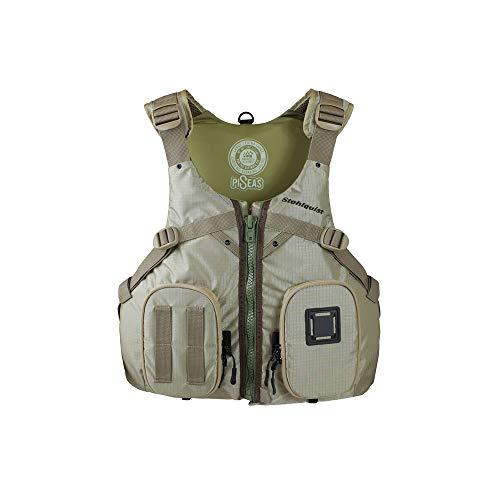 - Stohlquist Piseas Lifejacket (PFD)-Khaki-XXL