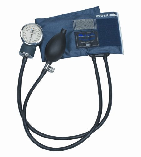 Series Sphygmomanometer Aneroid Precision (Mabis Precision Series Aneroid Sphygmomanometer Manual Blood Pressure Monitor, Cuff Size 5.5 to 7.8 inches, Infant by MABIS DMI Healthcare)