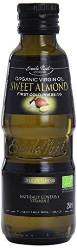 Emile Noel Organic Virgin Cold Pressed Sweet Almond Oil 250ml by Emile Noel