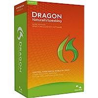 Dragon NaturallySpeaking Home 12.0, English (Old Version)