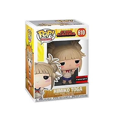 Funko My Hero Academia Himiko Toga Pop Figure (AAA Anime Exclusive): Toys & Games