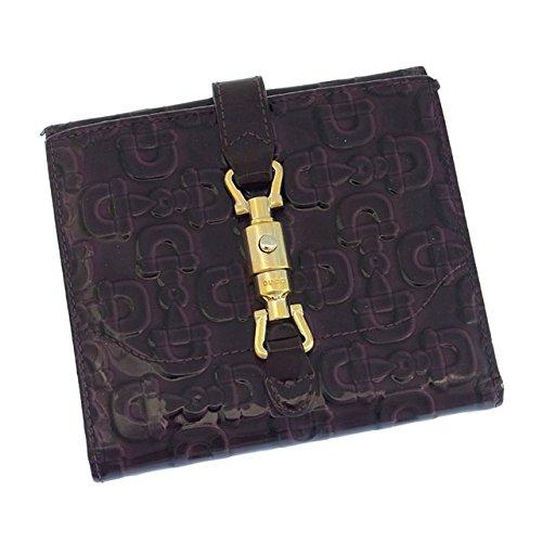 グッチ ホースビット グッチッシマ 財布(ホック式小銭入れ付き) 141435