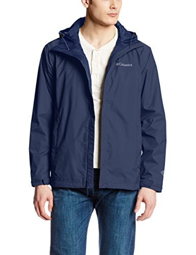 Zip Front Mens Windbreaker - 1