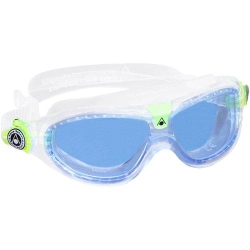 Aqua Sphere Seal Kid 2 Swim Goggle, Blue Lens / Transparent new version