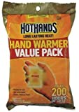 HotHands Hand Warmers 10 Pair Value Pack (2Pk), Hot Multi-Purpose Heat Packs