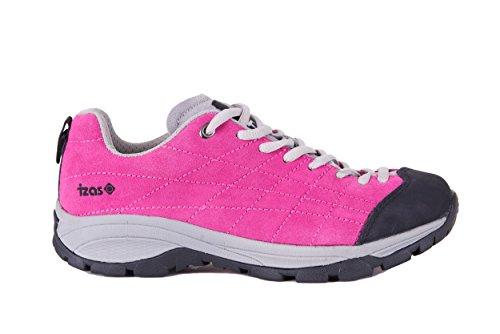 Izas Cadier Woman-Chaussures de trekking femme-Fuchsia