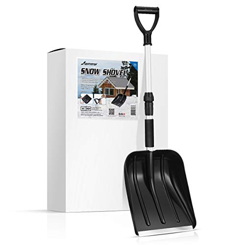 MOVTOTOP Portable Folding Shovel
