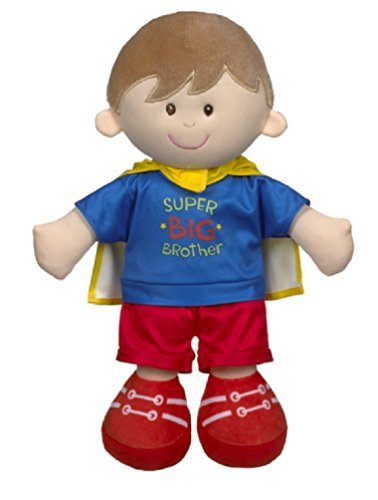 - Baby Ganz Super Big Brother Plush Doll