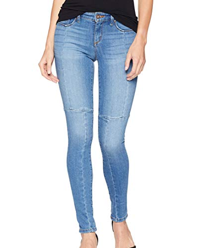 Jessica Simpson Women's Kiss Me Skinny Jeans, san Andreas/Seamed, 28 ()