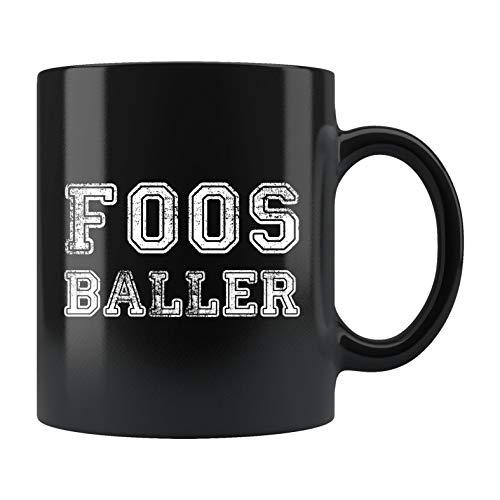 Foos Baller Mug, Foos Baller Gift, Foosballer Mug, Foosball Mug, Foosball Gift, Foosballer Gift, Foosball Player Gift, Table Football GIFY482