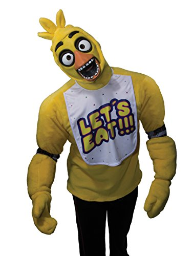 Rubie's Costume Co Five Nights at Freddy's Chica Costume, Multi, Small ()