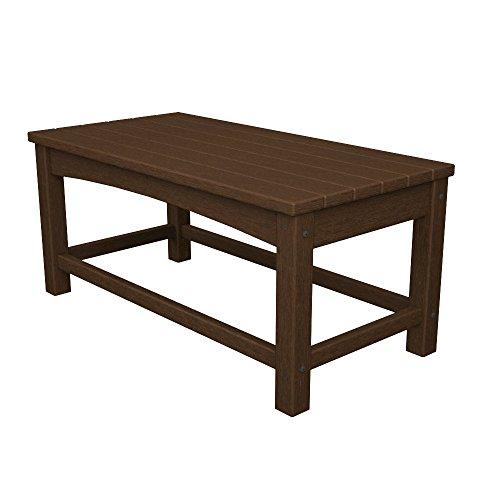 POLYWOOD CLT1836MA Club Coffee Table