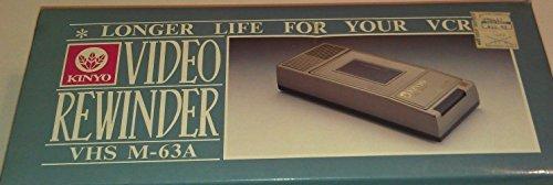 Kinyo Video Rewinder VHS M-63A by Kinyo
