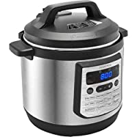 Insignia 8-Quart Multi-Function Pressure Cooker Stainless Steel Deals