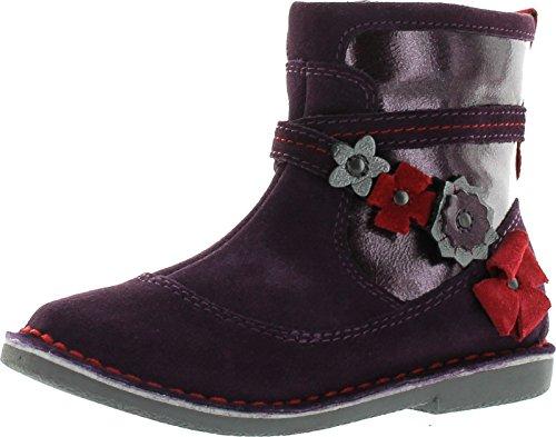 Stride Rite Medallion Collection Roslin Boot ,Purple,10.5 M