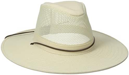 Henschel Crushable Soft Mesh Aussie Breezer Hat