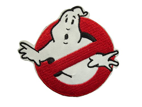 BABY GHOST Iron On Patch Applique Motif Children Halloween Decal 3.1 x 2.8 inches (7.8 x 7 cm) -