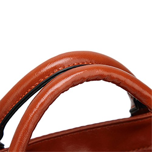A Joseko Minimalista Per Tempo Il Tracolla Moda Donna Libero Orange Borsa A6Iq6Z