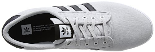 adidas Kiel, Zapatillas de Deporte Unisex Niños Gris (Grpulg/Negbás/Ftwbla 000)