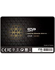"Silicon Power 256GB SSD 3D NAND TLC A58 Performance Boost SATA III 2.5"" 7mm (0.28"") Internal Solid State Drive (SU256GBSS3A58A25CA)"
