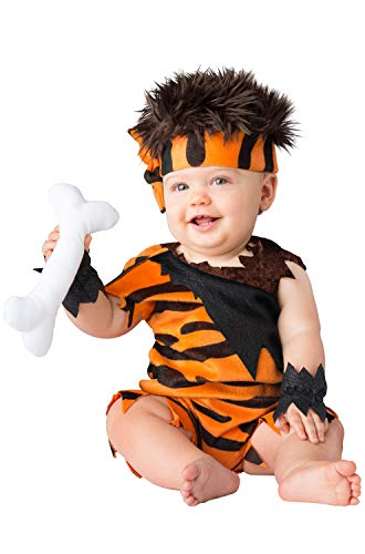 InCharacter Caveman Cutie Infant Costume-Small (6-12)