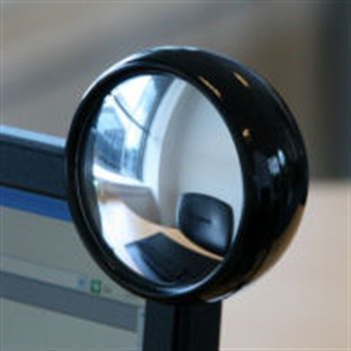 Black Monitor Mirror Amazoncouk Computers Accessories