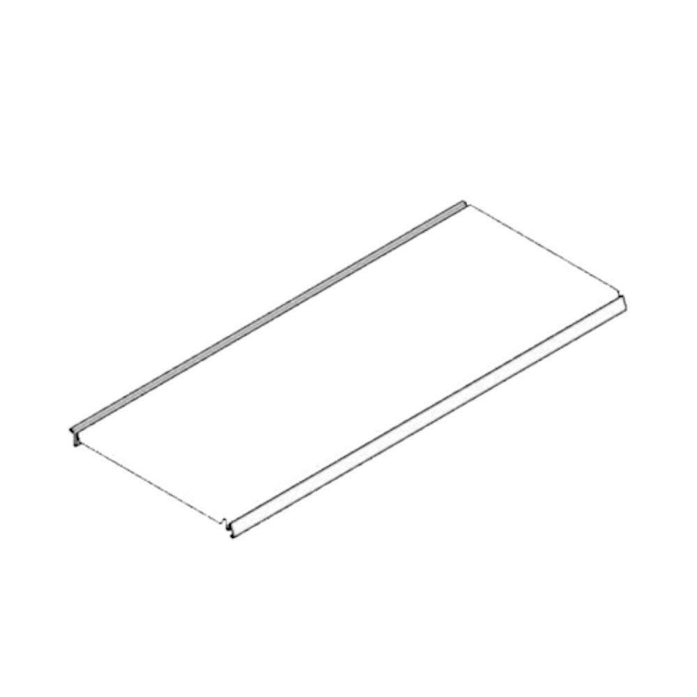 tegometall tablette 100 x 37 cm juraweiss 14166624 art. Lot de 2!!