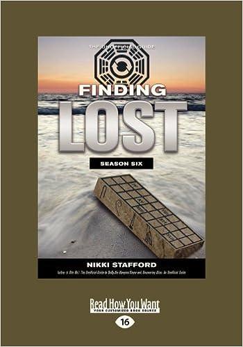 Finding Lost - Season Six: Nikki Stafford by Stafford, Nikki (2013)
