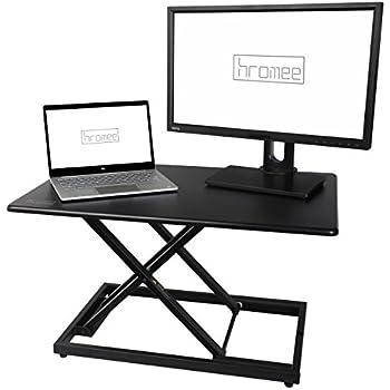 Amazon Com Hromee 31 Quot Tabletop Wide Standing Desk