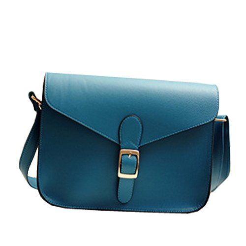 Top Shop Womens Mini Preppy Style Shoulder Handbags Casual Totes Messenger Bags Hobos Blue - Outlet Johnson Creek