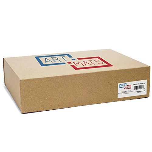 free shipping US Art Supply Art Mats Brand Premier Acid-Free Pre-Cut ...