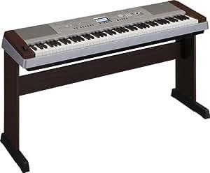 Yamaha DGX640W Digital Piano (Walnut) (Discontinued by Manufacturer)