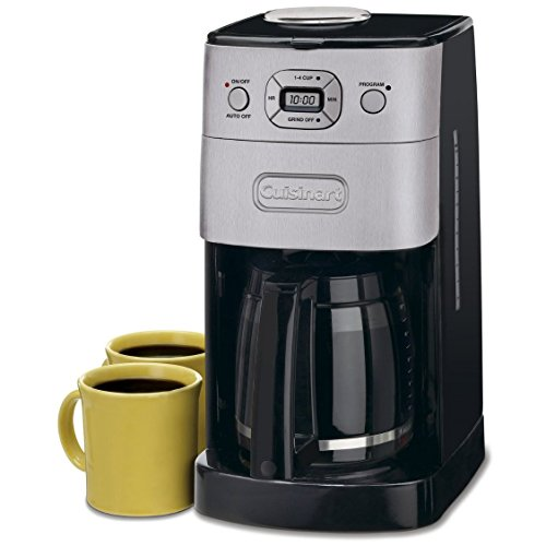 Cuisinart Dgb 625bc Grind & Brew Coffee Maker : Cuisinart DGB-625BC Grind-and-Brew 12-Cup Automatic - Import It All