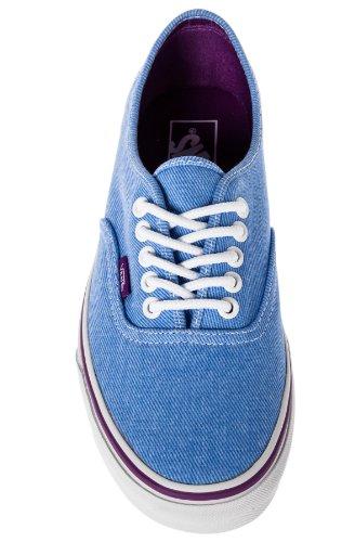 Bestelwagens Unisex Authentieke Gewassen Twill Sneakers Blusprklngg