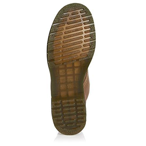 Dr. Martens Kvinna Pascal Läder Strids Boot Tan