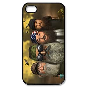 Customize Duck Dynasty Design TPU Snap On Case Cover For Iphone 5/5s