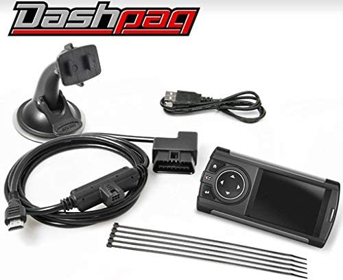 BRAND NEW SUPERCHIPS DASHPAQ IN-CAB TUNER 2.4 SCREEN,COMPATIBLE WITH 1999-2016 GMC,CHEVROLET,CADILLAC /& HUMMER 4.3L,4.8L,5.3L,6.0L,6.2L,7.4L /& 8.1L GASOLINE ENGINES