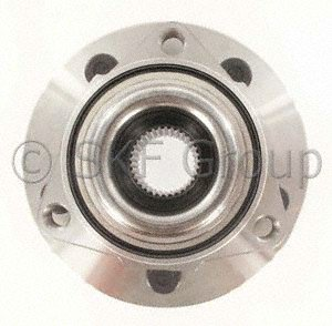 SKF USA BR930515 Wheel Bearing and Hub Assembly (X-Tracker Design)