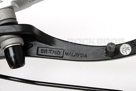 /& Brake Lever F/&R L/&R Shimano Deore XT BL-T780 /& BR-T780 // V-brake