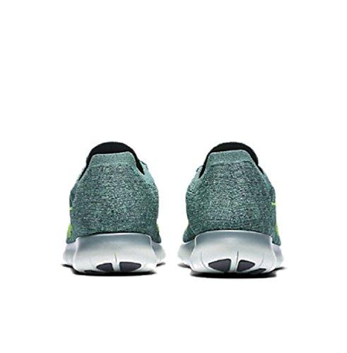 Volt Hasta Nike Seaweed FK Ghost Motion Black Black Blue Glow Green Free RN Chlorine 2017 Men's Green wqHPwzf