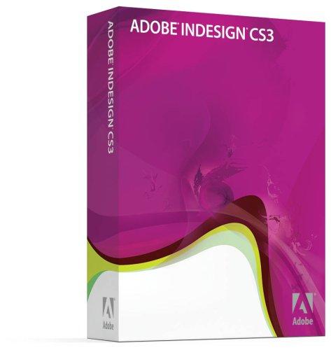 amazon com adobe indesign cs3 mac old version software rh amazon com Adobe Lightroom Adobe InDesign Logo