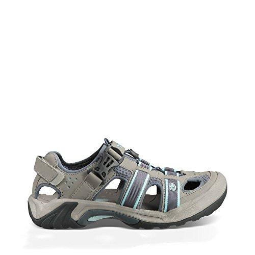 Teva Women's Omnium Sandal,Slate,8 M US