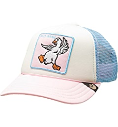 Amazon.com: Goorin Brothers Animal Trucker Hat - Kids Monkey Business, One Size: Novelty Baseball Caps: Clothing