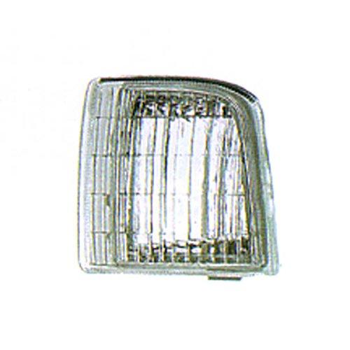 HEADLIGHTSDEPOT Corner Light Compatible with Chevrolet GMC Astro Safari Front Left Driver Side Corner Light ()