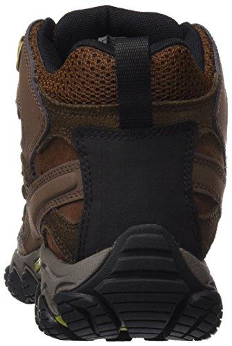 Merrell Terramourf Mid Wtpf Walking Boots Nero Ardesia