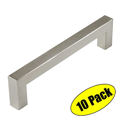 KES Cabinet Pull Handle All Metal 3-Inch Hole