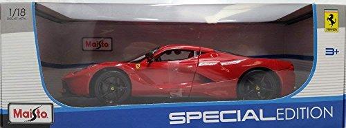 Ferrari LaFerrari Maisto 1:18 Special Edition Red from Maisto